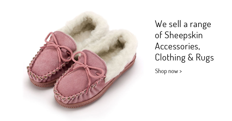 Sheepskin products