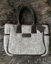 Herdwick Tweed Handheld Bag
