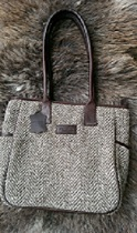 Herdwick Tweed Tote Bag